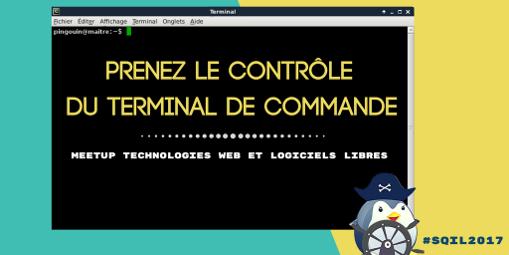 Présentation : Introduction à la ligne de commande sous Linux