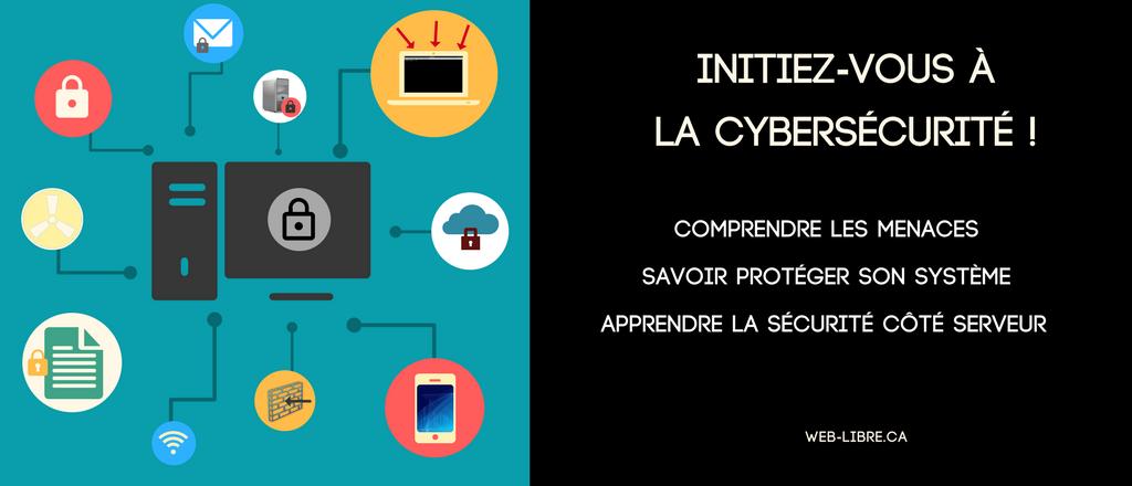 Présentation : initiation à la cybersécurité